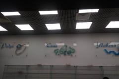 Вывески, объемные буквы, крышные установки, баннера, пленка